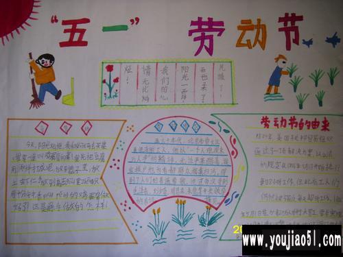 手抄报设计图,小学生手抄报,手抄报花边边框,数学手抄报 五一